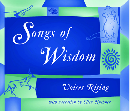 Songs of Wisdom CD Cover