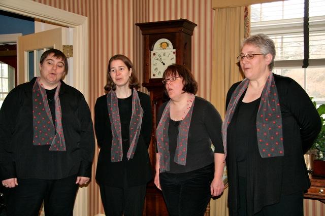 Valentines Quartet 2010
